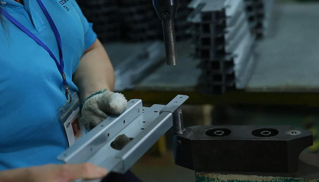Sheet Metal Fabrication Stamping is a common process