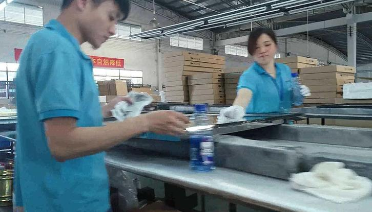 Sheet Metal Fabrication Stainless steel mirror frame Clean packing