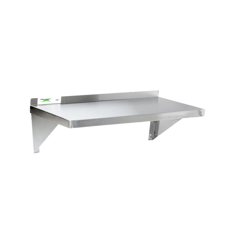 Sheet Metal Fabrication Stainless steel wall rack