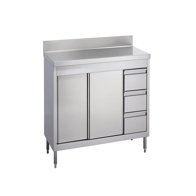 Sheet Metal Fabrication 304 food grade stainless steel cabinets