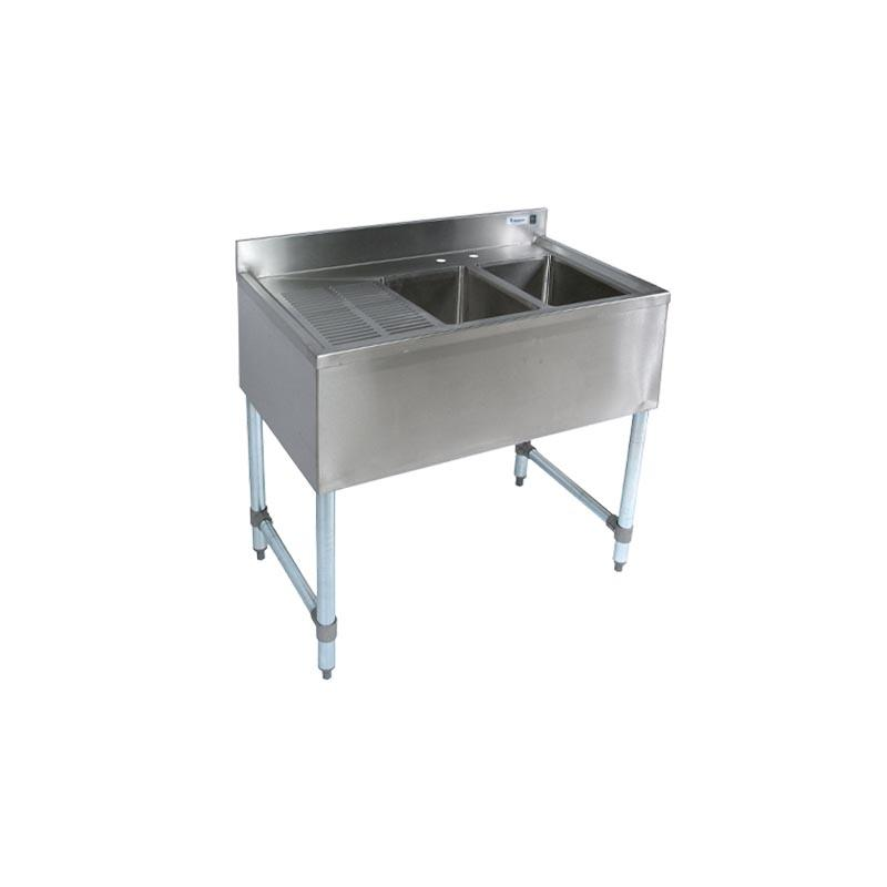 Customized commercial stainless steel sink