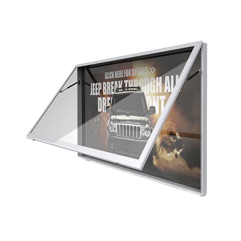 Sheet Metal Fabrication stainless steel billboards