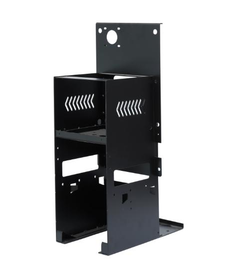 OEM sheet metal custom parts stainless steel enclosure fabrication