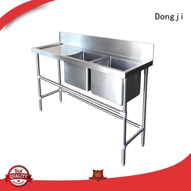 industrial stainless steel sink cabinet