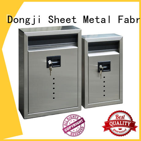 Dongji letter custom stainless steel sink fabricators Suppliers for metal processing factories