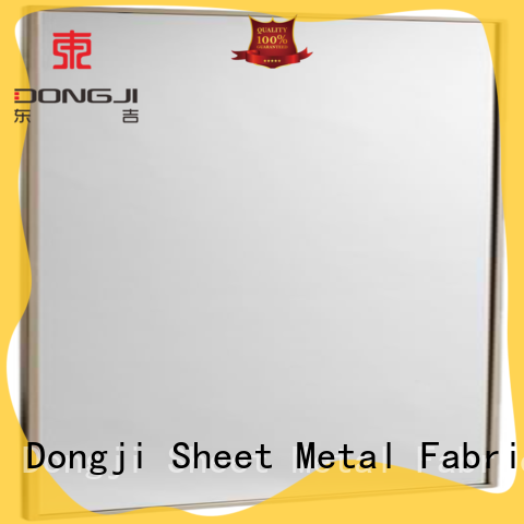 Dongji High-quality High Quality Custom Hotel Mirror Frame Suppliers for sheet metal processing