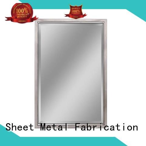 fabrication sheet metal frame decorative metal Dongji company