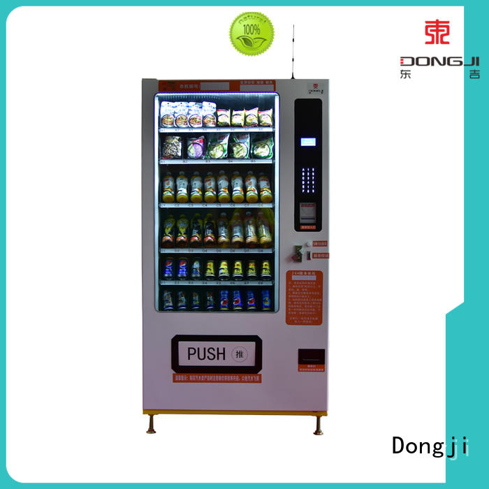 High-quality snack vending machine manufacturers machine factory for subway openings