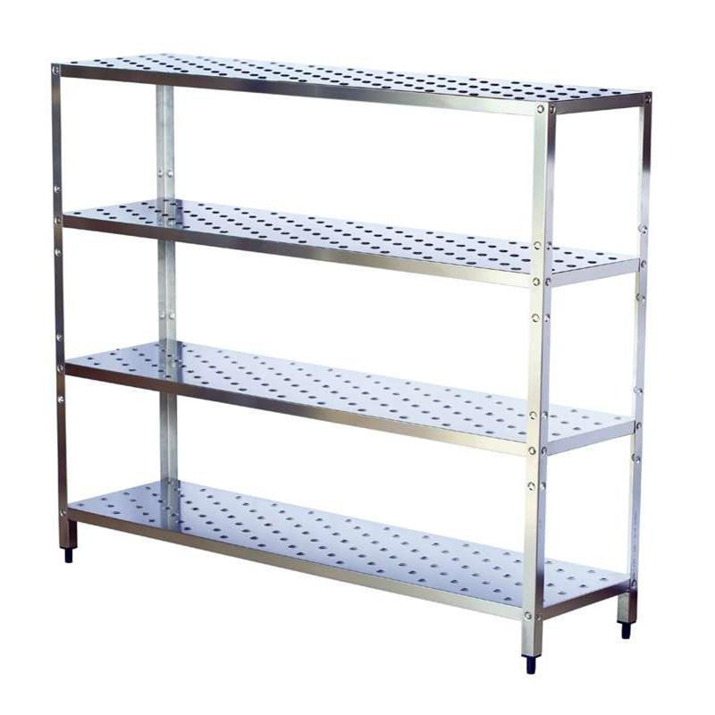 Sheet Metal Fabrication Stainless steel storage rack