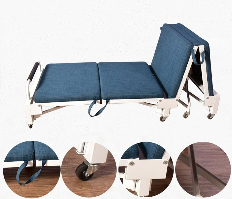 Shared multifunctional nursing bed