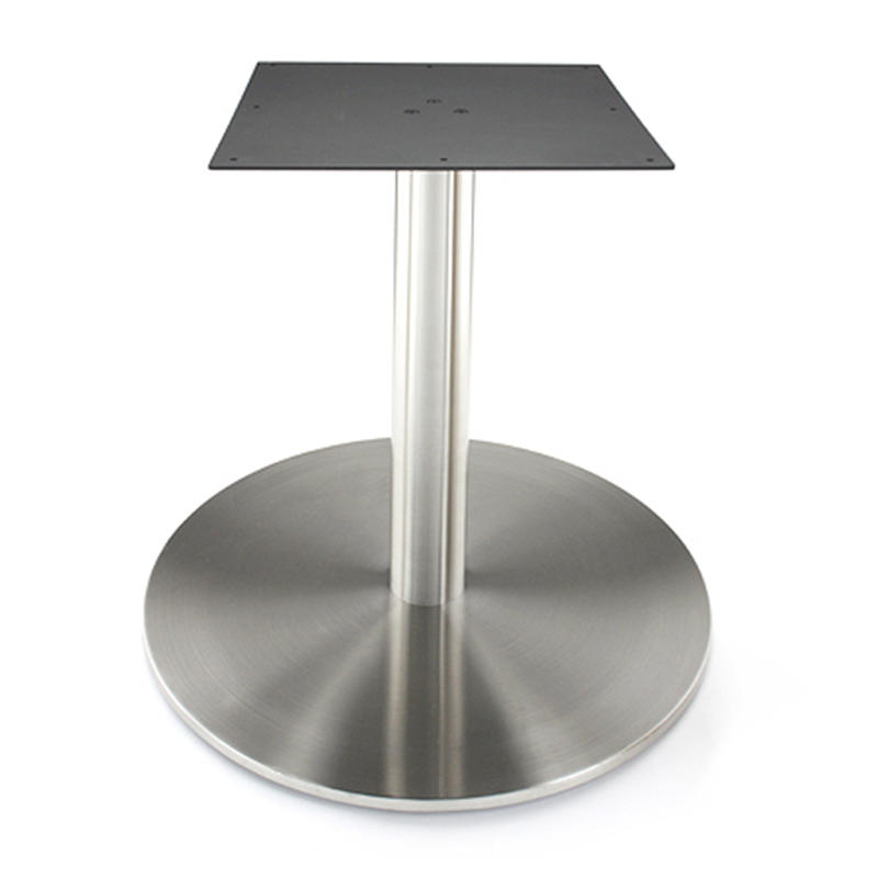 Sheet Metal Fabrication Stainless steel dining table base