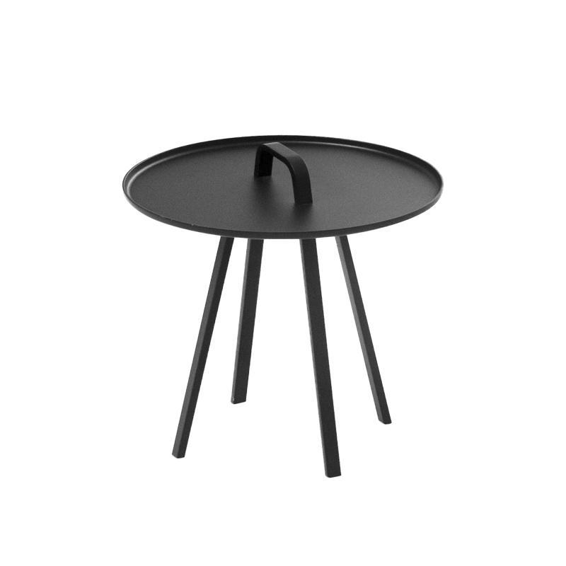 Sheet Metal Fabrication Round metal coffee table