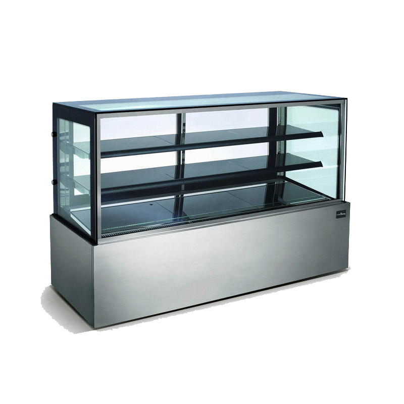 Shell of Refrigerated Commercial Display Cabinet