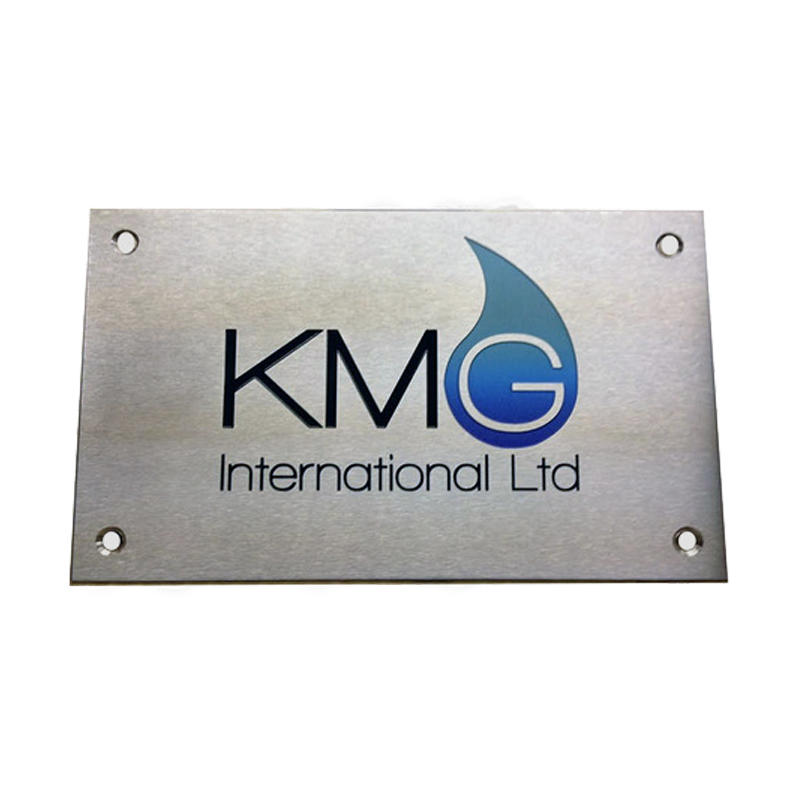 Customized stainless steel vertical indicator