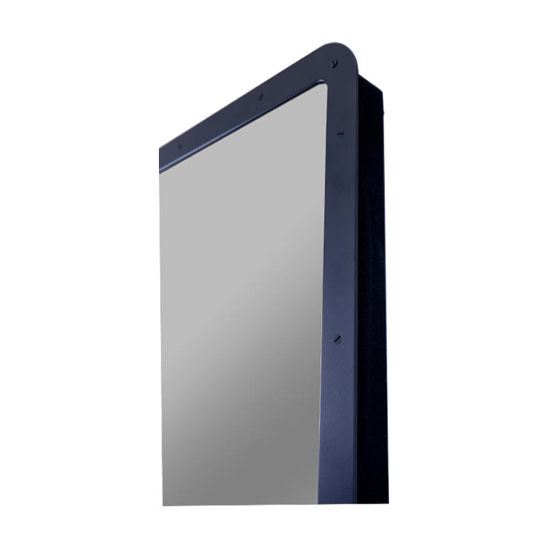 Export high-end round corner flat metal frame