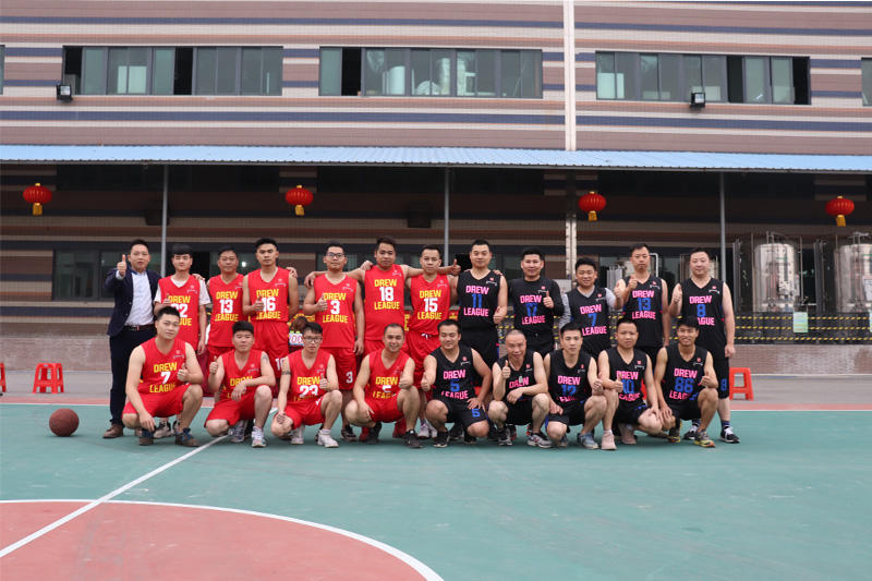 Dongji 2019 First Basketball Friendship Competition