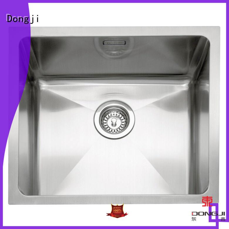 stainless steel kitchen sinks large size metal kitchen Warranty Dongji