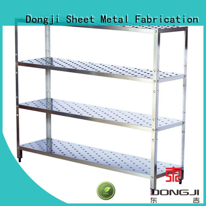 Dongji fabrication steel racks for sale Suppliers for metal processing factories