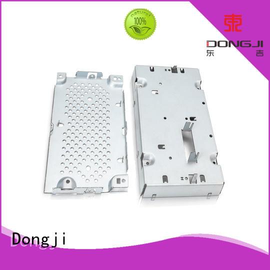 Dongji aluminum sheet metal building parts Supply for metal processing factories