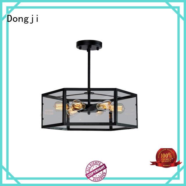 Dongji round sheet metal cafe chairs