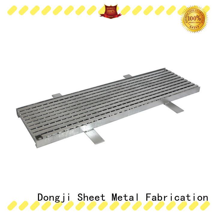 Dongji Wholesale sheet metal building parts factory for CNC processing manufacturers