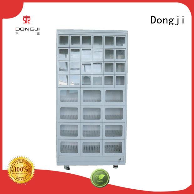 customization intelligent self service equipment lockers Dongji Brand