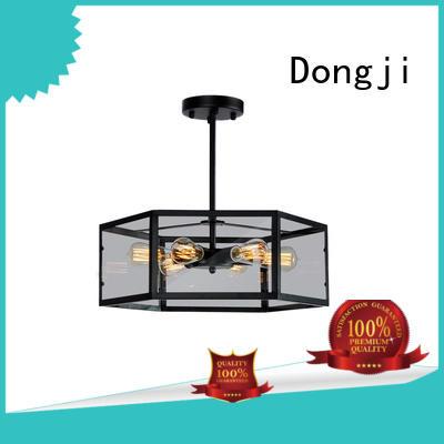 Dongji sheet metal cafe chairs