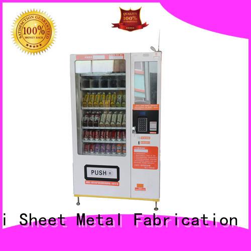 Quality Dongji Brand cabinet vending machine