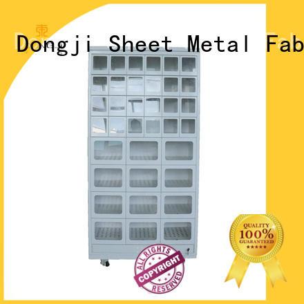 Dongji enclosure automated parcel lockers