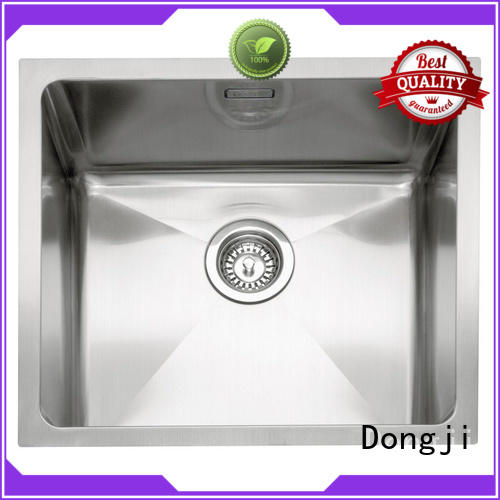 stainless steel kitchen sinks double bowl sheet box Dongji Brand