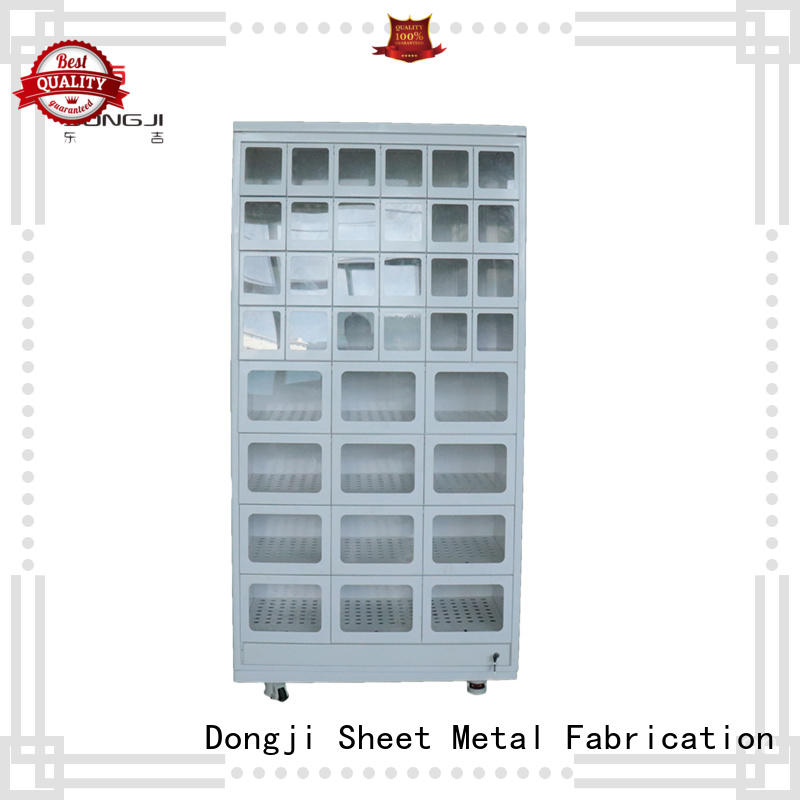 New automatic ticket machine metal company for CNC processing manufacturers