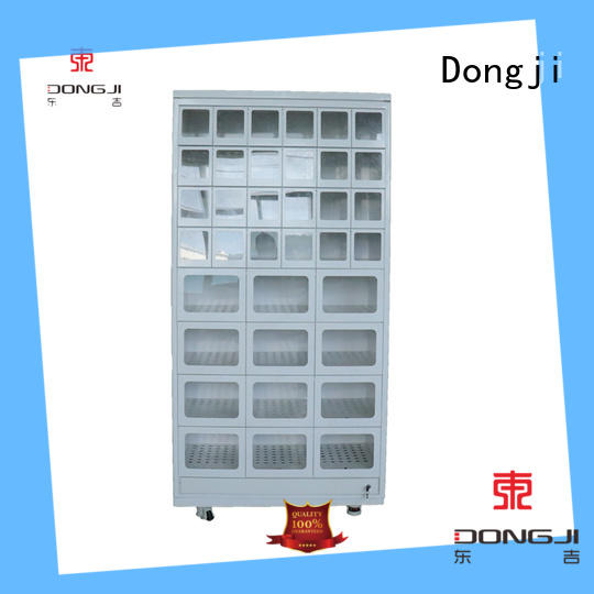 Dongji lockers self service equipment factory for sheet metal processing