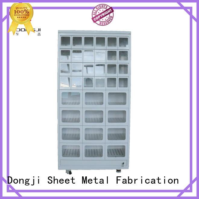 lockers intelligent self service machine Dongji manufacture