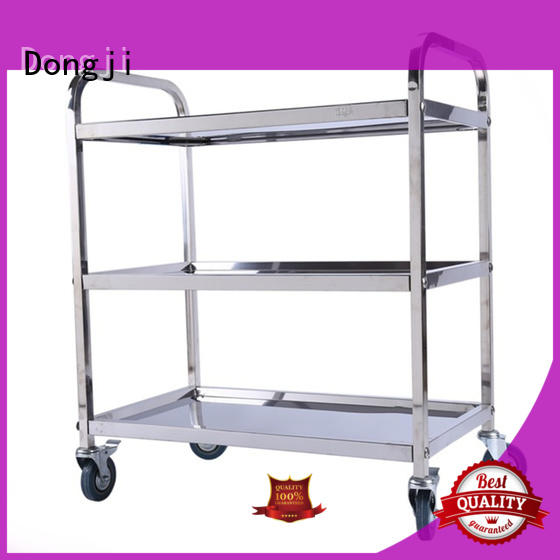 Dongji storage outdoor metal shelf Suppliers for CNC processing manufacturers