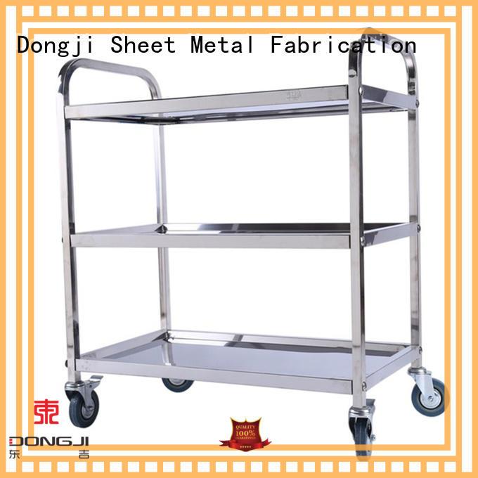 Dongji sheet metal furniture manufacturing process