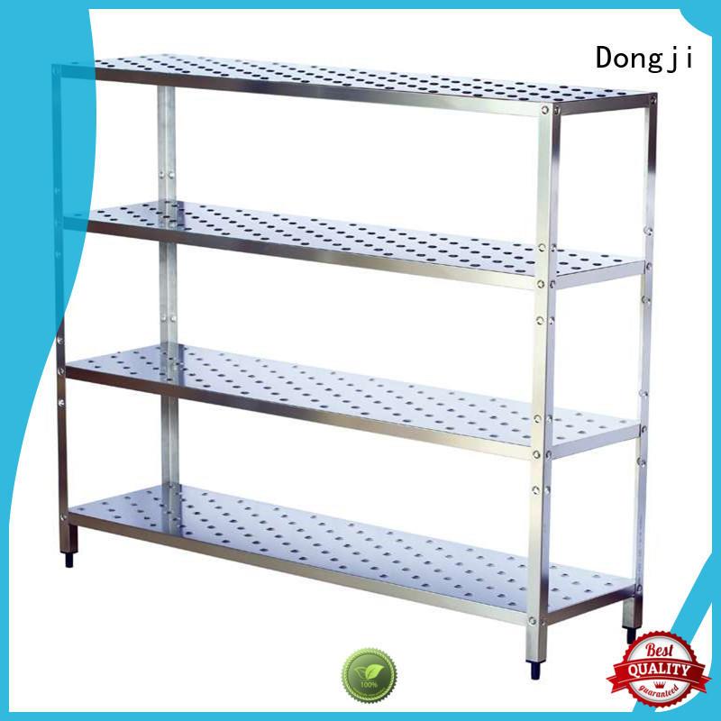 Dongji sheet outdoor metal shelf