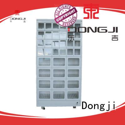 Dongji intelligent automated parcel lockers