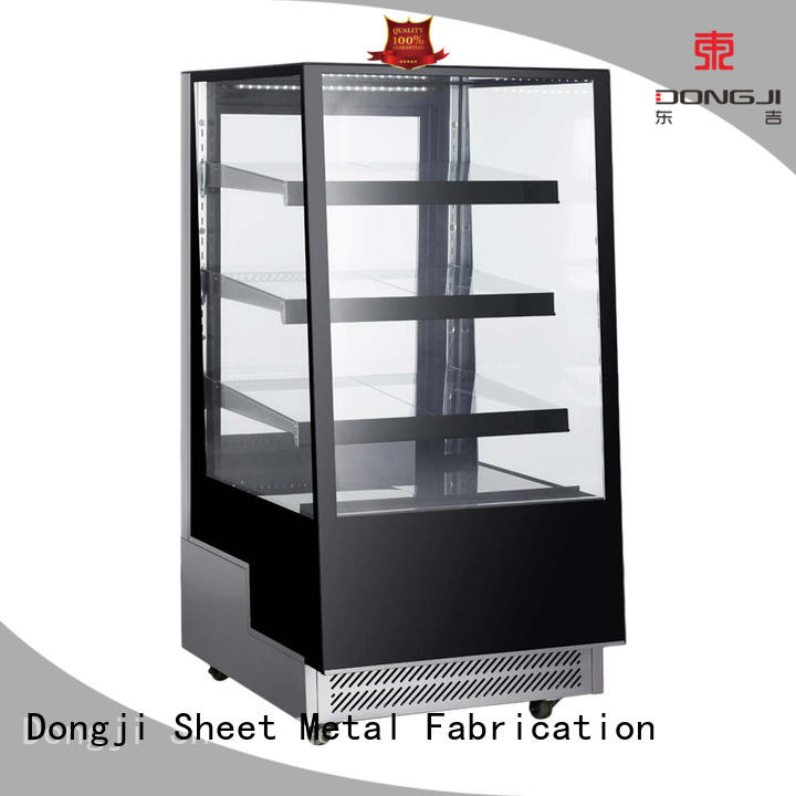 popular metal parts aluminum CNC Dongji Brand