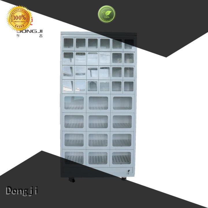 lockers machine OEM self service equipment Dongji