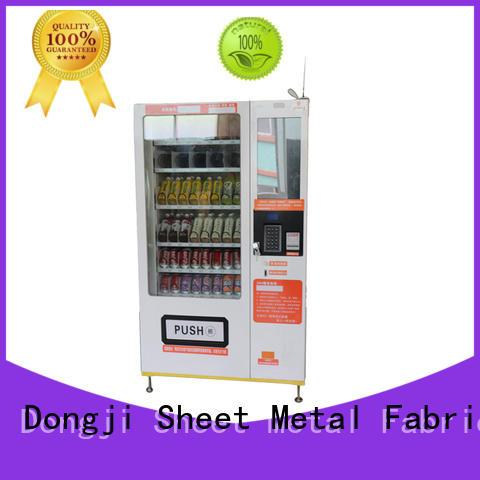 Dongji Custom snack vending machine manufacturers manufacturers for supermarket