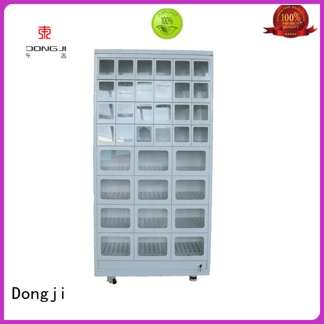 Dongji customized self service machine for business for sheet metal processing