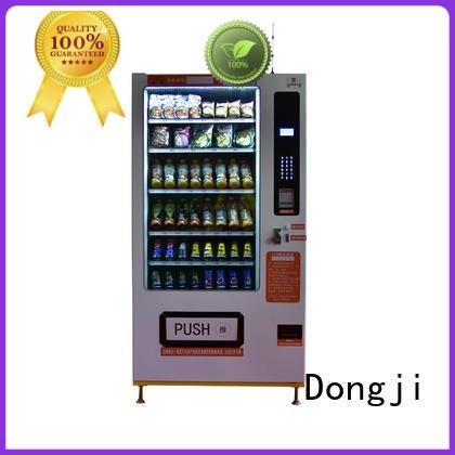 Dongji button cheap vending machines
