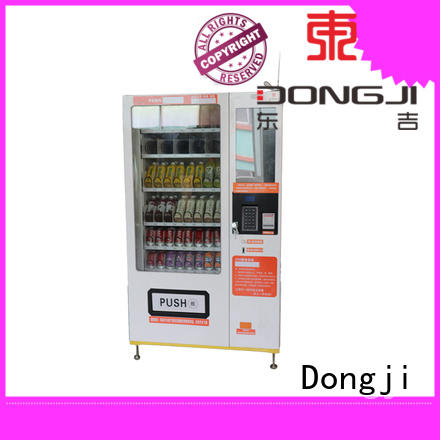 Dongji beverage drink vending machine
