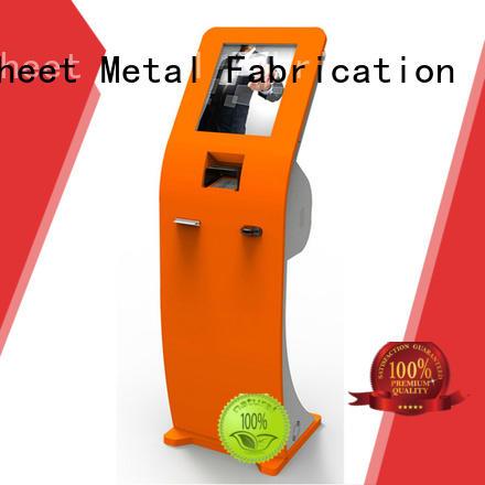 customization customized self service equipment intelligent production Dongji company